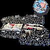 Набор органайзеров с крышками для нижнего белья 3 шт ORGANIZE (батерфляй)