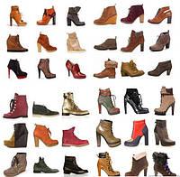 Жіночі черевики весна-осінь