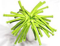 Шарики для моделирования GEMAR салатовый, тонкие