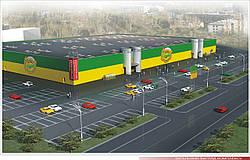 Проектирование супермаркетов
