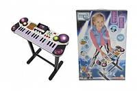 """Музыкальный инструмент """"Клавишные-парта"""" с разъемом для МР3-плеера, 31 клавиша, 67 см, 6+"""
