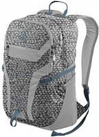"""Удобный городской рюкзак для ноутбука 15,5"""" Granite Gear Champ 29 Alt Jay/Chromium/Rodin 924093, серый/синий"""