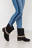 Комфортные женские ботинки полусапоги ТМ Bona Mente (разные цвета), фото 3