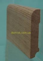 Плинтус деревянный ТИП 7 Цена