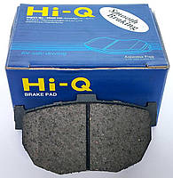 Колодки тормозные задние KIA Cerato 04-09 гг. Hi-Q (SP1062)