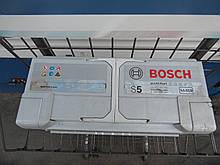 Акумулятор BOSCH S5, 0092S50150, 110 Ah -+