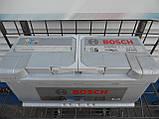 Аккумулятор BOSCH, S5, 0092S50150, 110 Ah -+, фото 4