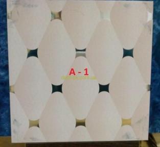 Плита алюминиевая тип Бафони № А-1