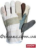 Перчатки защитные, усиленные кожей RBK-10,5
