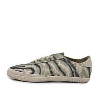 Кеды мужские adidas Originals X JEREMY SCOTT Stripe Plimsole Tigercamo M18995 адидас