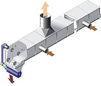 Система Transflow для транспортировки отходов