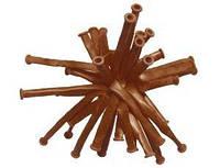 Шарики для моделирования GEMAR коричневый, тонкие