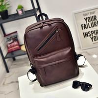 Мужской рюкзак из кожзама, фото 1