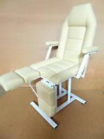 Педикюрное кресло-кушетка . Мягкое педикюрно- косметологическое кресло.