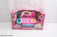 Кассовый аппарат LF9815A/B розов   сканер, калькулятор, продукты