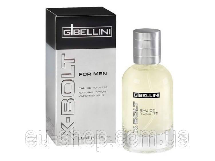 Туалетная водп Gibellini X-Bolt, фото 1