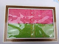 Яркий комплект полотенец