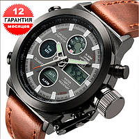 Кварцевые часы AMST (light brown)
