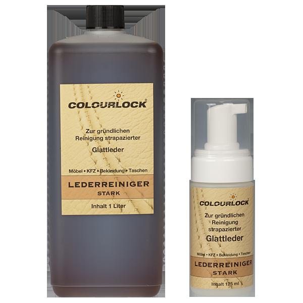Colourlock Leder Reiniger Stark сильное чистящее средство для кожи (1 л.)