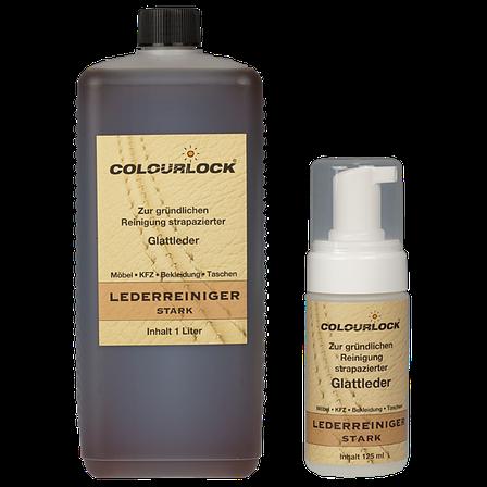 Colourlock Leder Reiniger Stark сильное чистящее средство для кожи (1 л.), фото 2