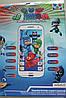 Детский интерактивный телефон Герои в масках 2689, фото 2