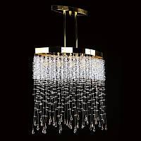 Хрустальный светильник NORICA III. ArtGlass