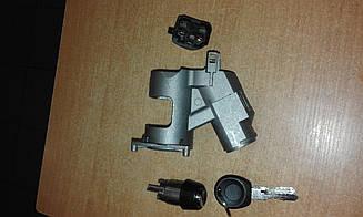 Контактна група, замок,личинка з ключом VW Passat b3,b4 Golf 2,3 Jetta