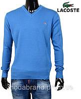 Свитер мужской Lacoste-48 голубой