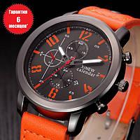 Кварцевые часы Xinew (orange)