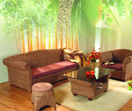 Мебель из абаки