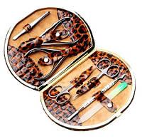Маникюрные наборы СТАЛЕКС (7 инструментов) профессиональный набор для маникюра
