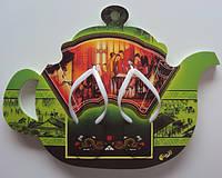 Тапки вьетнамки Китайский Чайник, размер 42, 38