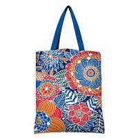 Большая сумка Оригинал с принтом Цветочный орнамент