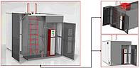 Контейнерный топливный модуль 10 000 литров (Мини АЗС)