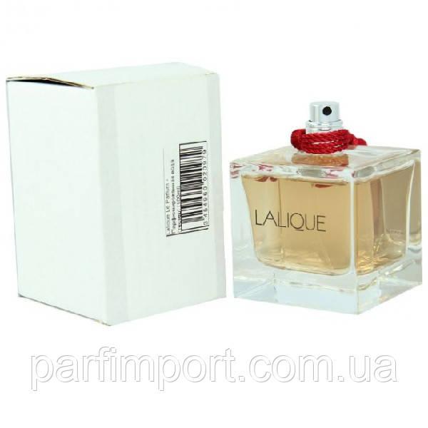 Lalique Le Parfum edp 100 ml TESTER  парфумированная вода женская (оригинал подлинник  Франция)