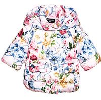 Куртка-пальто Monnalisa