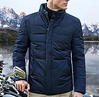 Стильная мужская зимняя куртка. Модель 61641