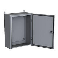 Корпус 600х400х200 металлический с монтажной панелью IP 54 ВАГО