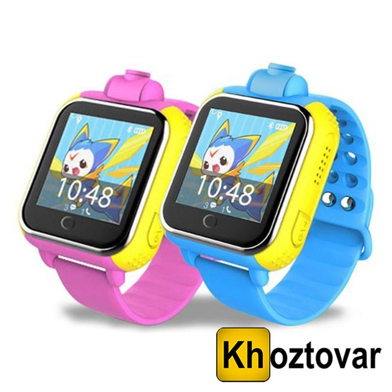 Детские смарт-часы Smart Watch TW6-Q200 с GPS