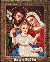 """Набор для вышивания бисером №483 """"Святое Семейство"""""""