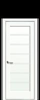 Дверь Линнея белая матовая
