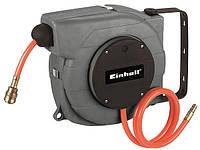 Удлинитель шланга Einhell с автоматическим барабаном, 9м + 1м, DLST 9+1
