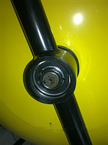 Бетономешалка Кентавр БМ-180Е, фото 3