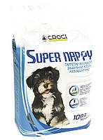 Пеленки Super Nappy 60х40 50шт/уп