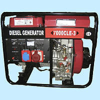 Генератор дизельный трехфазный WEIMA WM7000CLE-3 (6.5 кВт)