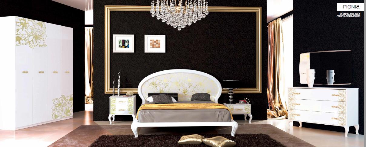 Спальня Пиона