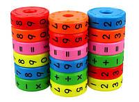 Разноцветная магнитная головоломка в форме цилиндра