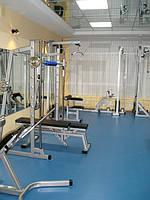 Покрытие для тренажерных залов RBSI