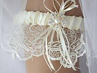 Подвязка свадебная для неветы Сумы