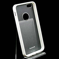 Чохол Modeall Durable Case HTC Desire V(T328w) White